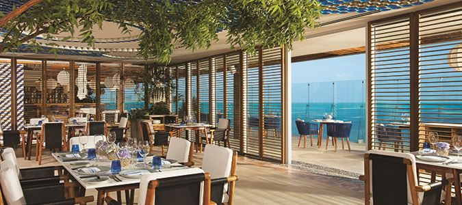 Bluewater Grill Terrace Rendering