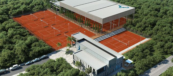 Rafa Nadal Tennis Center