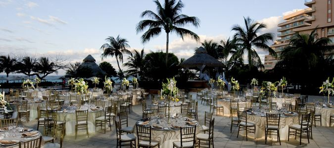 Oceanfront Wedding Receptions