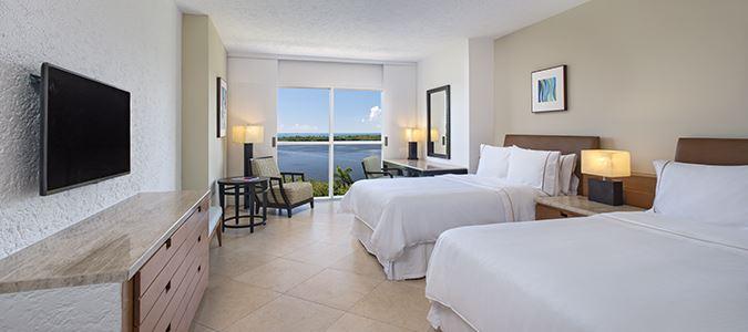 Deluxe Lagoonview Guestroom
