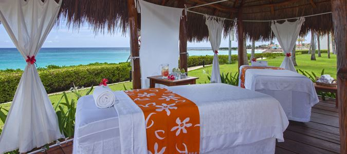 Heavenly Spa Massage Cabana