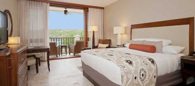 Premier Waterview Guestroom