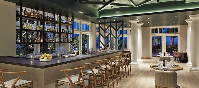 Club Level Lounge Rendering