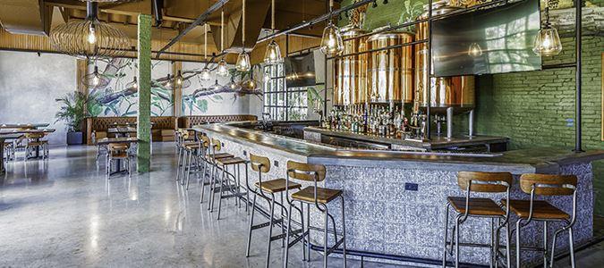 Portofino Restaurant Rendering