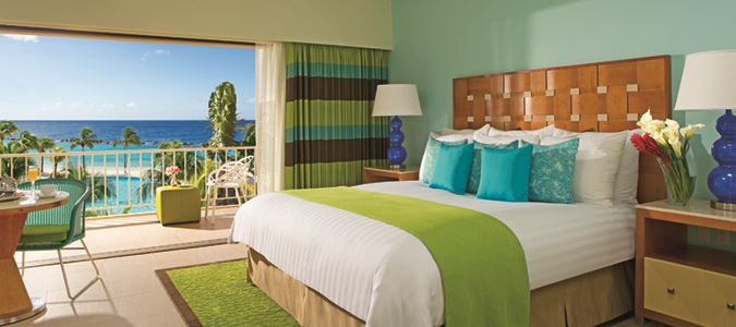 Sun Club Oceanview Guestroom