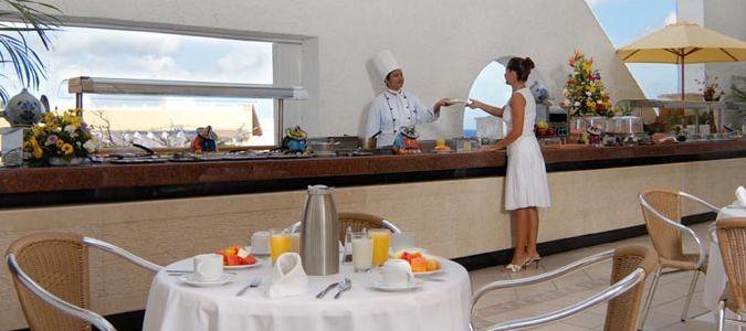 La Terraza Breakfast Buffet