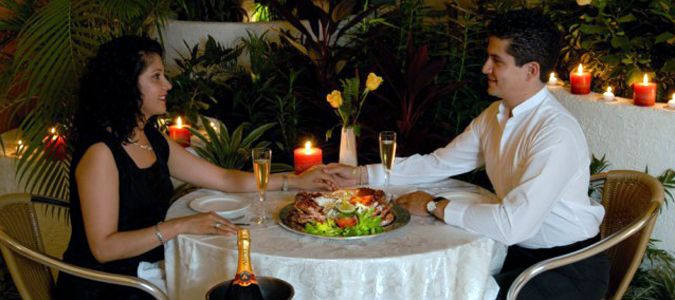 Romantic Dining Options Nearby