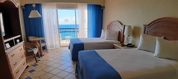 Premium Sky Top Oceanview Guestroom