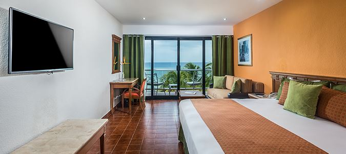 Melia Oceanview Guestroom