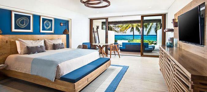 Luxury Beachfront Guestroom