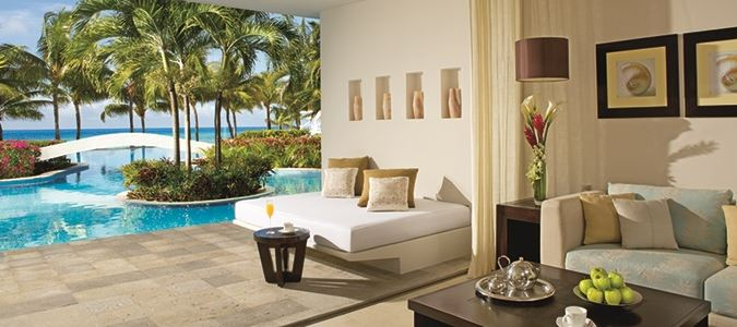 Junior Suite Swim-Up Oceanview