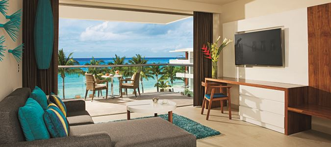 Preferred Superior Junior Suite Oceanview