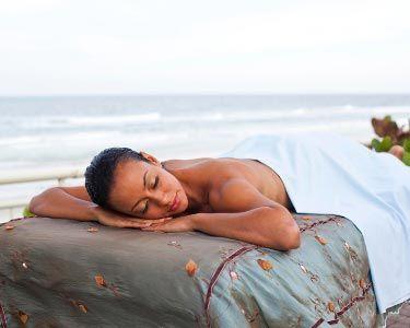 Spa Beach Massage