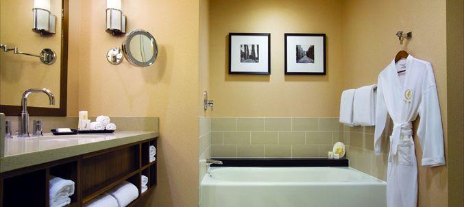 Deluxe Guestroom Bath