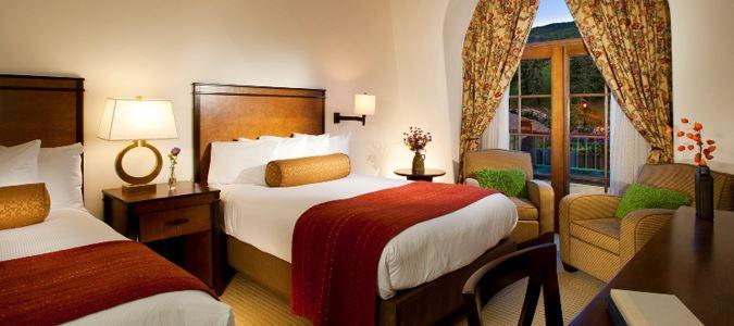 Lupine Hotel Guestroom