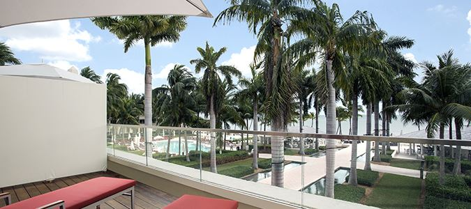 Grand Oceanview Guestroom with Terrace
