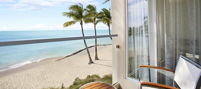 Oceanfront Suite with Balcony