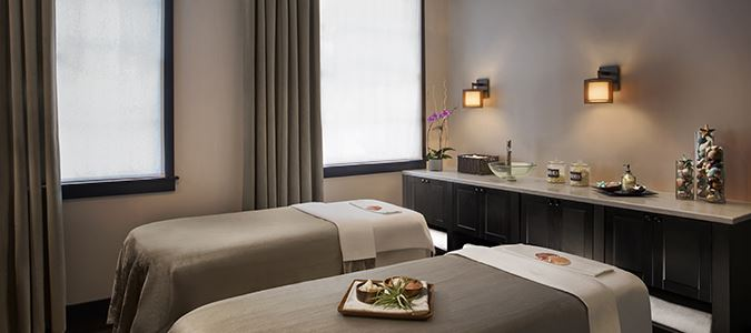 Indoor Spa Massage