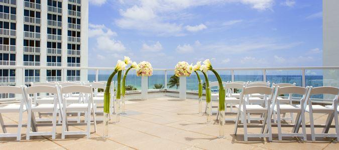 Sky Terrace Weddings
