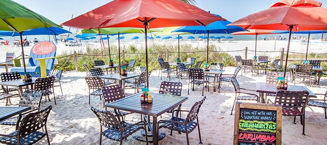 Cabanas Beach Bar and Grill