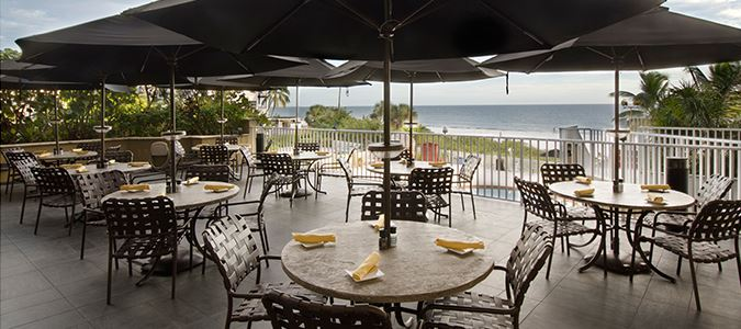 Chloe's Seafood and Steaks Terrace