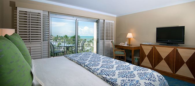 Gulf of Mexico View Guestroom