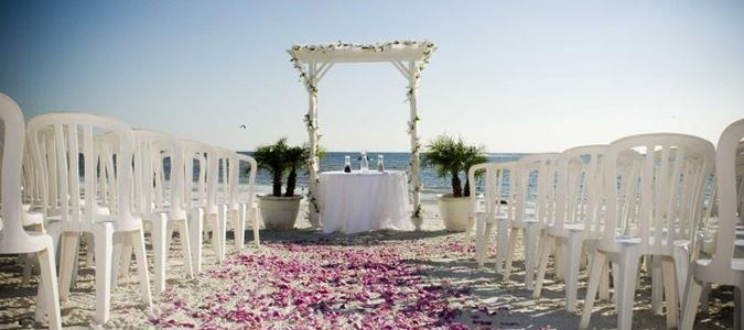 Weddings on the Gulf