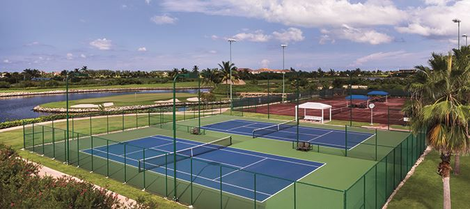 The Courts Tennis Center