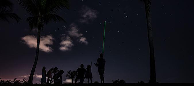 Stargazing - Ambassadors of the Environment