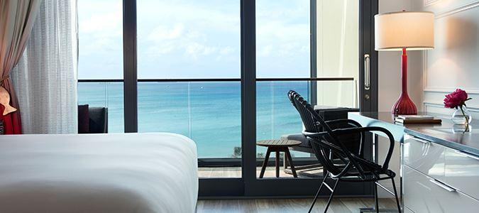 Oceanview King Guestroom