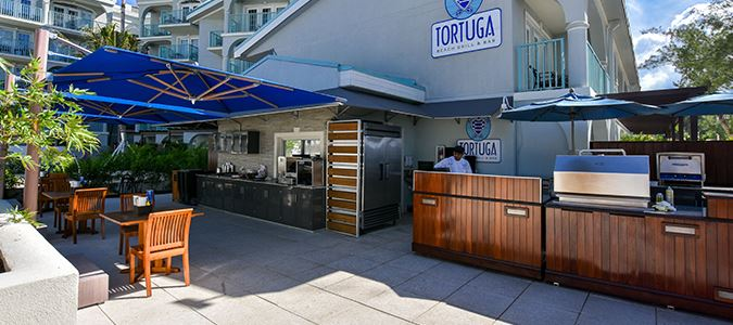 Tortuga Beach Grill and Bar