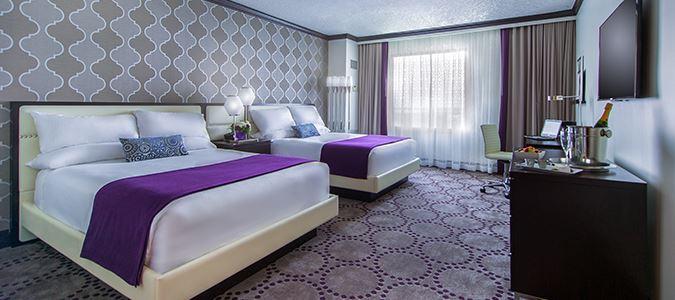 Deluxe Two Queen Guestroom