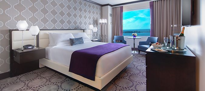 Deluxe King Gulfview Guestroom