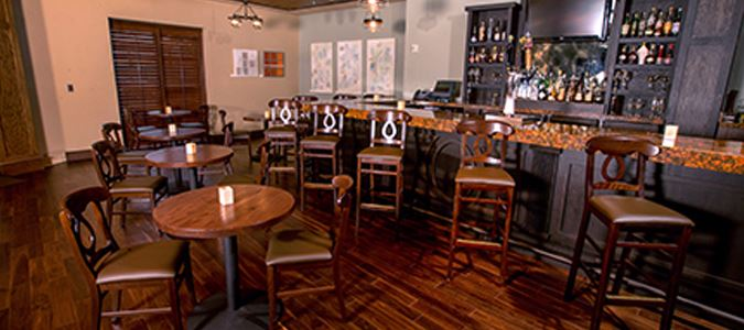 Magnolia House Bar