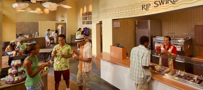 Rip Swirl Ice Cream Shop