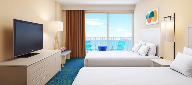Premier Oceanfront Guestroom