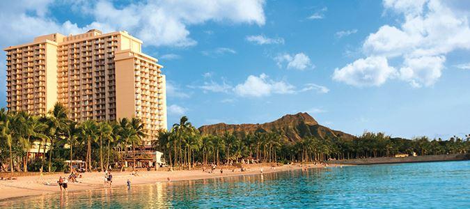 Exterior and Waikiki Beach