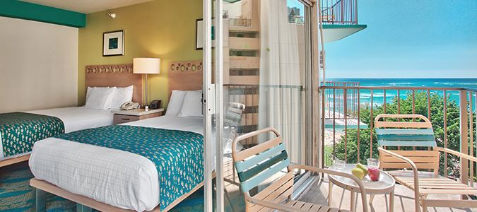 Partial Oceanview Guestroom