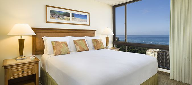 Two Bedroom Oceanview Suite