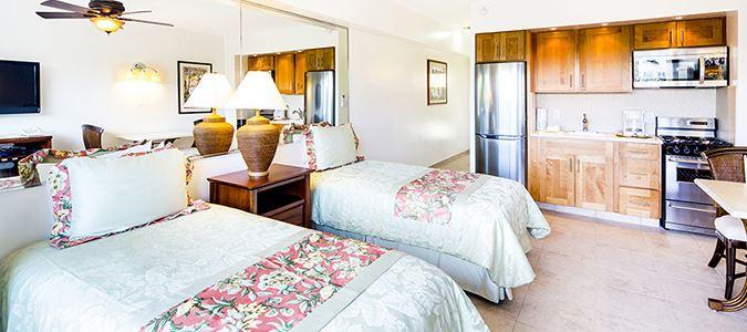 Two Bedroom Deluxe Oceanview Suite