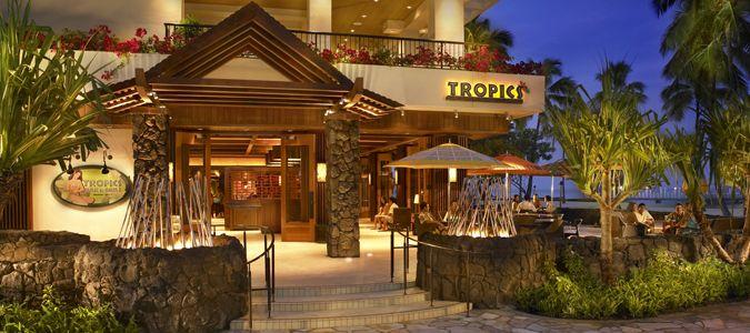 Tropics Bar and Grill