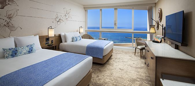 Prince Waikiki Club Guestroom