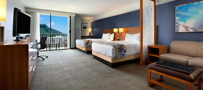 Deluxe Mountainview Guestroom