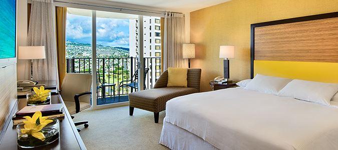 Deluxe Mountain View Guestroom