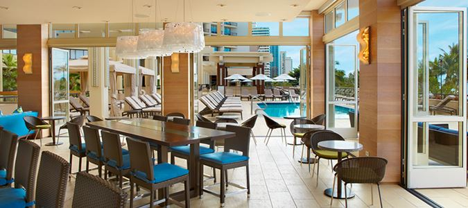 SWIM Ocean Bar and Restaurant