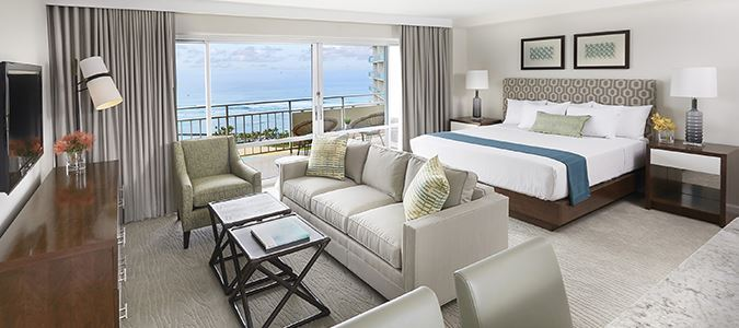 Luxury Junior Suite Oceanview