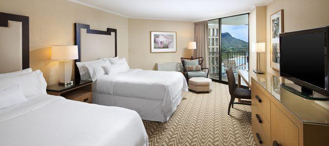 Tower Premier Ocean Guestroom