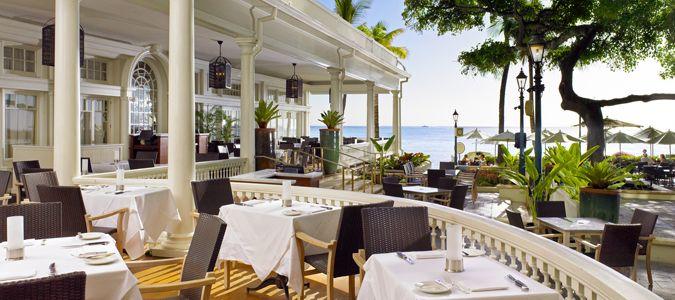 The Beach House Restaurant Veranda