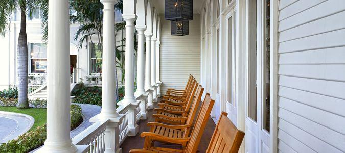Lanai Rocking Chairs