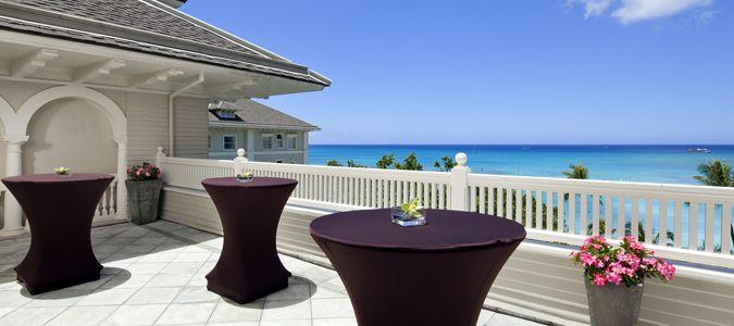 Roof Garden Terrace Wedding Receptions